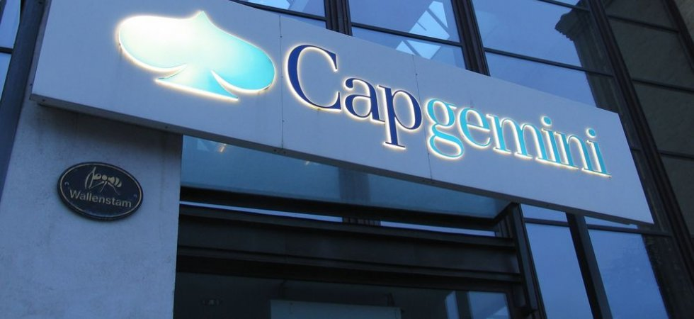 Capgemini : réduction du nombre d'actions