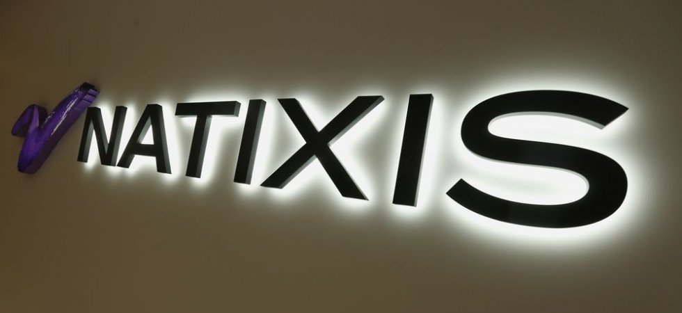Natixis : le titre suspendu !