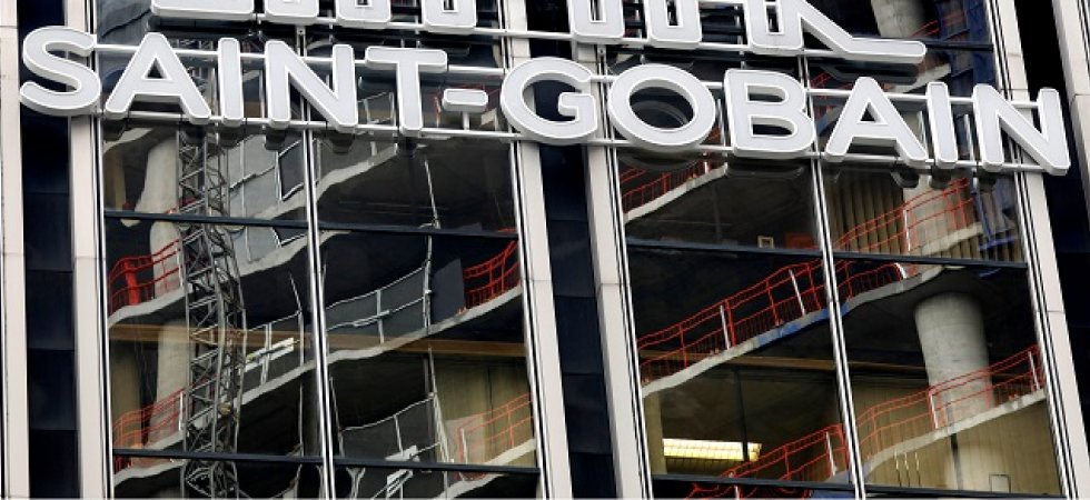 Saint-Gobain : nouvel ajustement