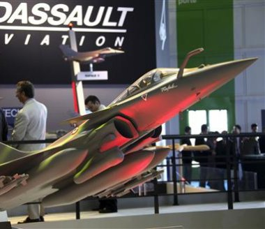 Dassault Aviation bondit après une belle publication