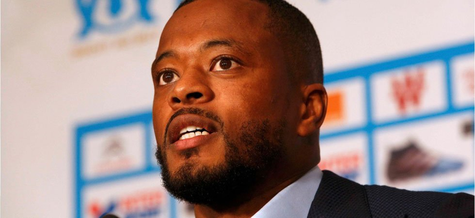 Le surprenant message de Patrice Evra