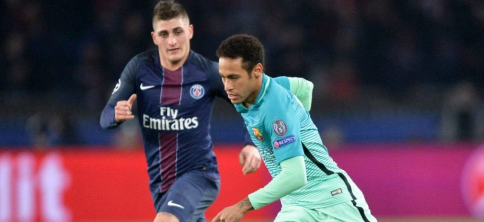 Neymar vote Verratti