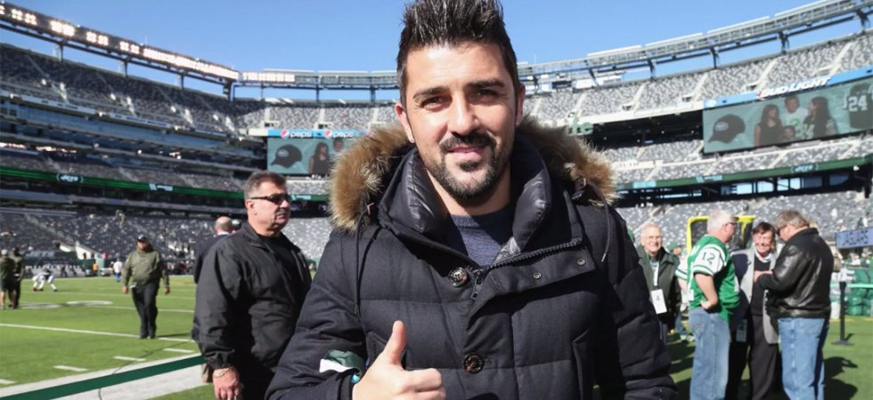 David Villa viré de son appartement ?