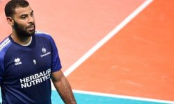 Euro (H) : Ngapeth absent au moins trois matchs