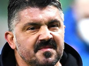"Naples - Gattuso : ""Normal que je me fasse massacrer"""