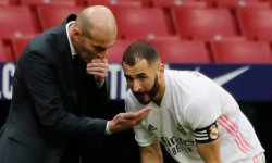 Real Madrid : Zidane toujours fan de Benzema