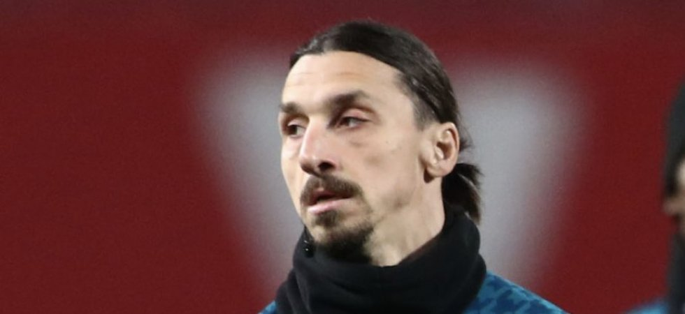 Ligue Europa :  Ibrahimovic victime d'insultes racistes à Belgrade