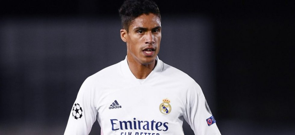 Real Madrid - Varane : ''La pression donne de l'adrénaline''