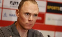 Israel Start-Up Nation : Froome n'est pas inquiet