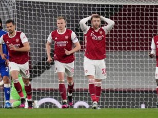 Premier League (J33) : Arsenal tombe contre Everton