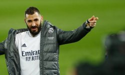 Real Madrid : Le match face à Valladolid sans Karim Benzema ?