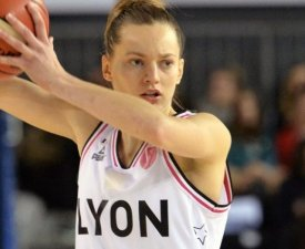 Basket - Euroligue (F) : Lyon-ASVEL s'impose à Gdynia