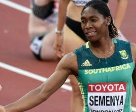 Athlétisme : Semenya attaque World Athletics devant la CEDH