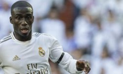 Real Madrid : Mendy ne savait pas comment fêter son but