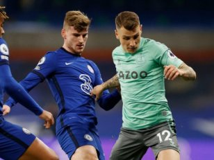 Premier League : Chelsea enchaîne contre Everton