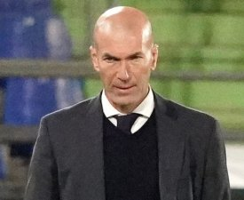Real Madrid : Zidane direction la Juventus ?