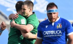 Tournoi des 6 Nations (J3) : L'Italie battue par l'Irlande