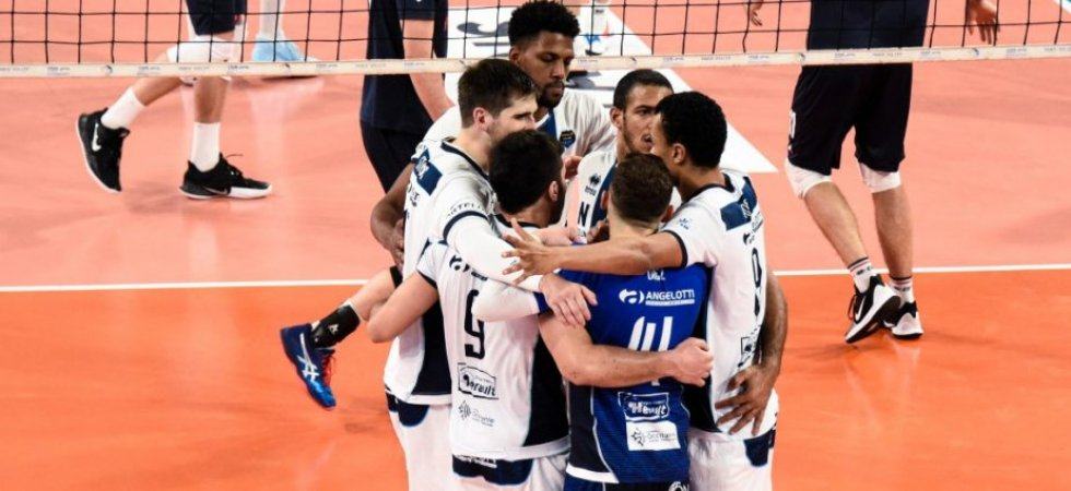 Ligue A (H/J25) : L'AS Cannes creuse l'écart, Montpellier se relance