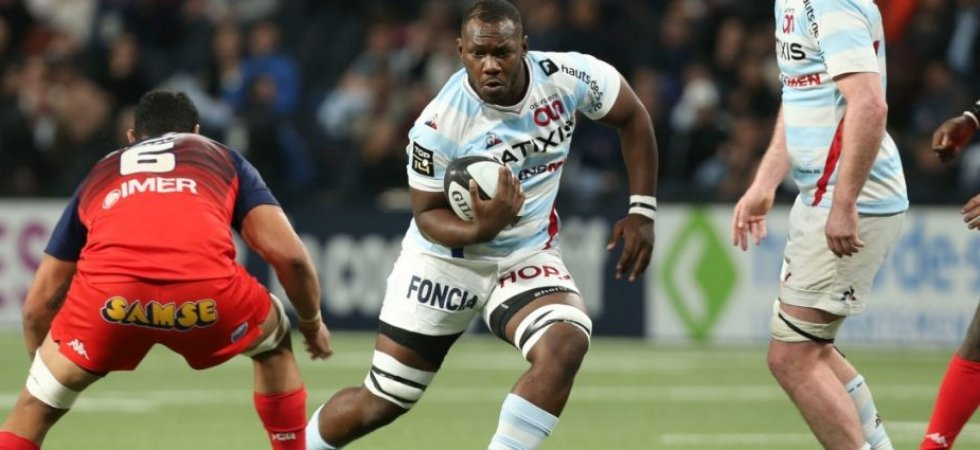 Racing 92 : Prolongation de contrat pour Jordan Joseph