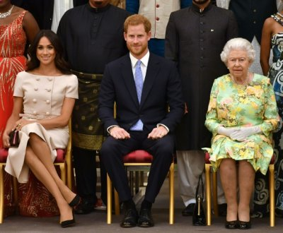 L'interview de Meghan et Harry