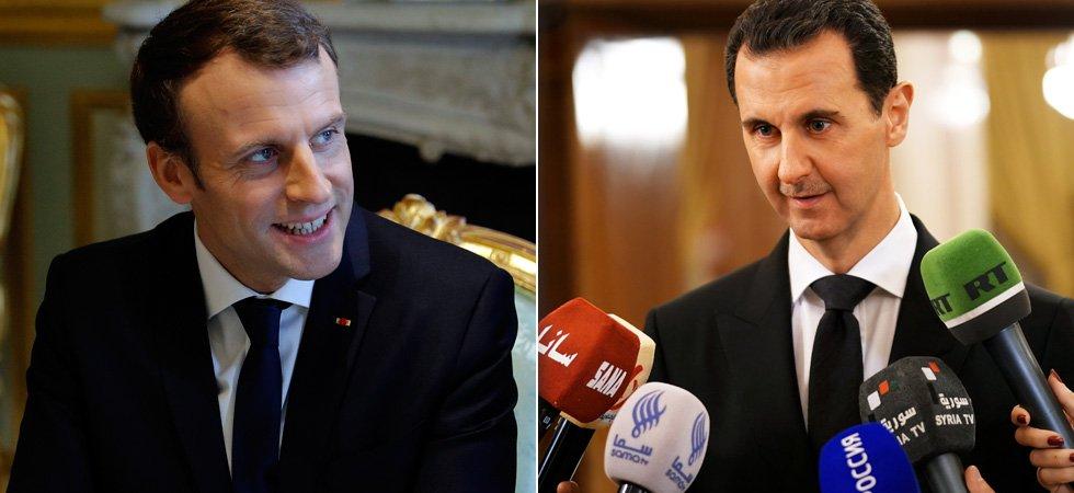 VIDÉO. Syrie : le ton monte entre Paris et Damas