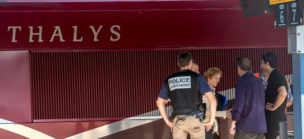 L'assaillant du Thalys s'est confié au juge d'instruction