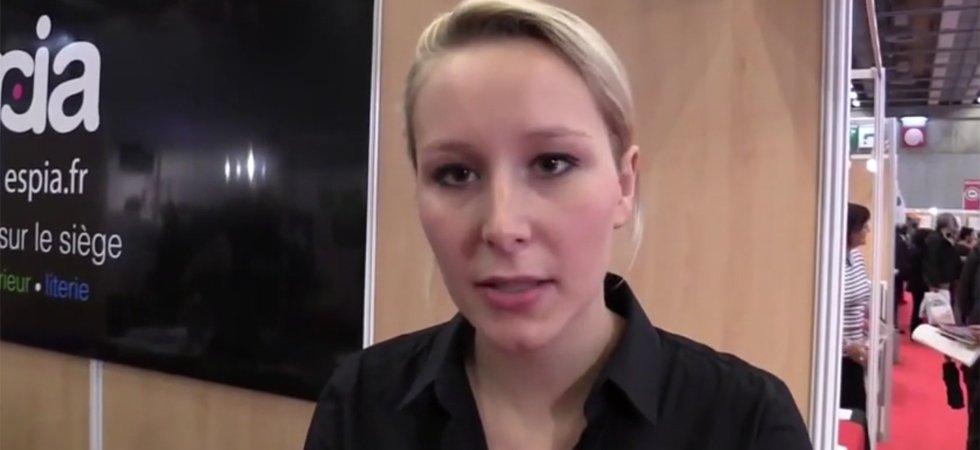 Marion Maréchal-Le Pen dénonce le deux poids deux mesures