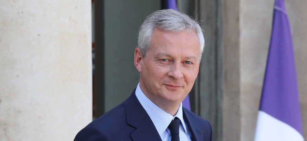 "Bruno Le Maire : Marine Le Pen ""fait partie d'une internationale des nationalistes"""