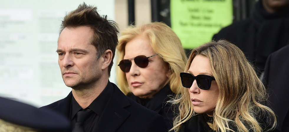 Mort de Johnny Hallyday : son fils, David, sort enfin du silence
