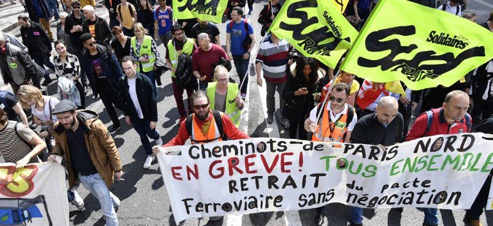 Journée de mobilisation nationale pour faire plier Emmanuel Macron