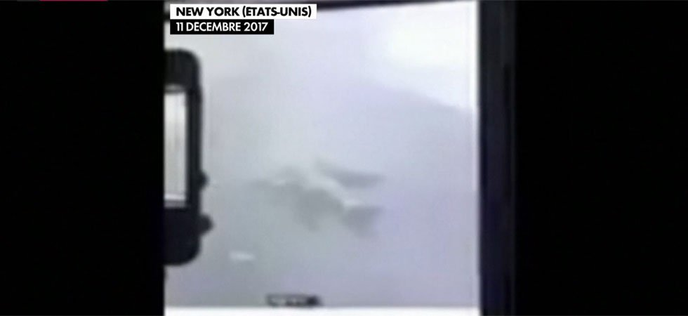 New York : les images de l'explosion