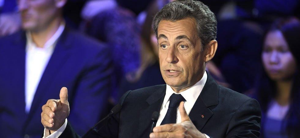 Débat De La Primaire à Droite Sarkozy à Le Maire Commence D