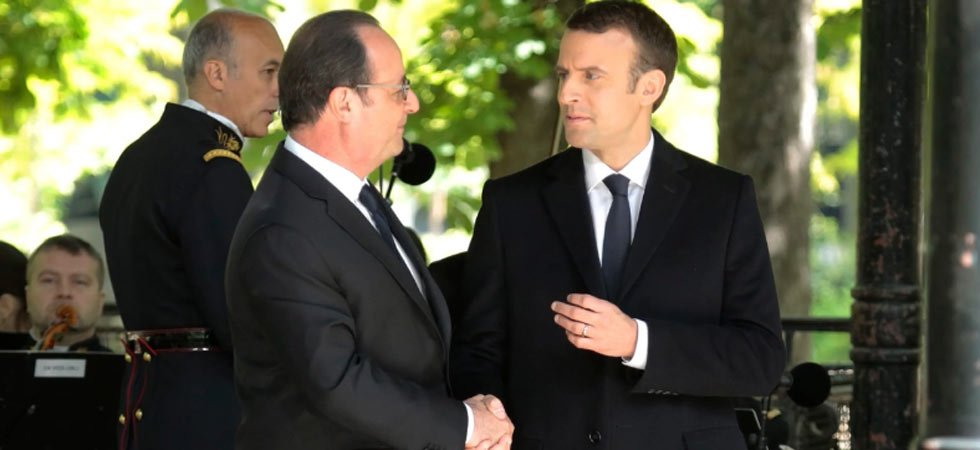 """Emmanuel Macron : une campagne """"aux frais du ministère"""" de l'Economie ?"""