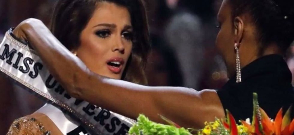 Ignorée par Hollande et Trump, Miss Univers balance