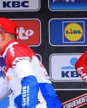 « Alaphilippe est le grand favori »