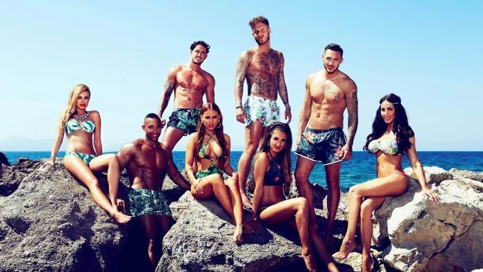 Ex on the Beach : la revanche des ex