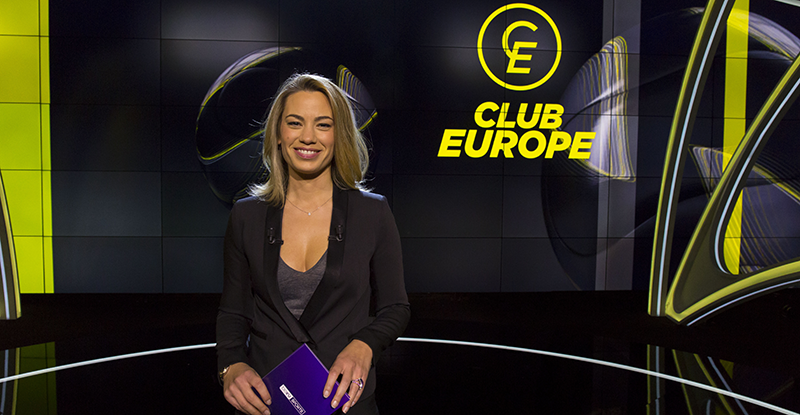 Club Europe : Anne-Laure Bonnet