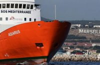 Migrants : l'Aquarius se tourne vers la France