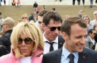 La surprise du couple Macron à son arrivée à Washington