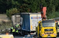 Avignon : dramatique accident sur l'A7