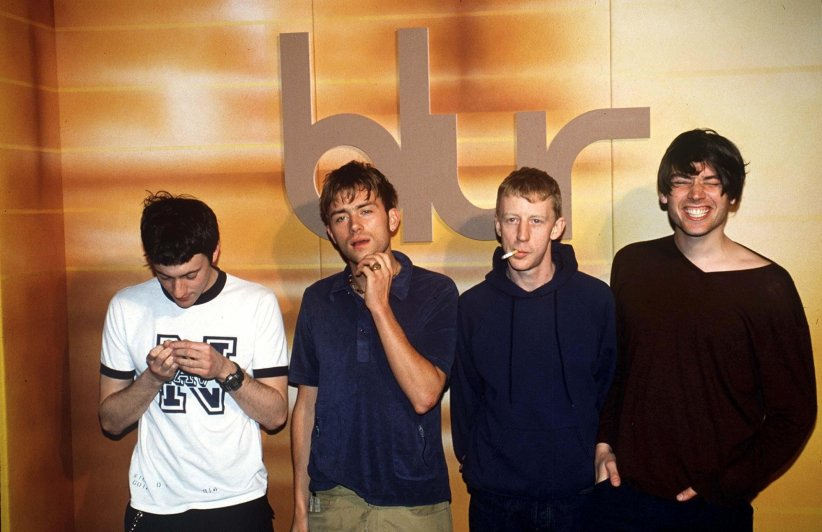 Le + rock : Blur, Song 2