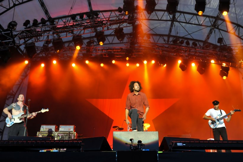 Rage Against The Machine : du rock (très) enragé
