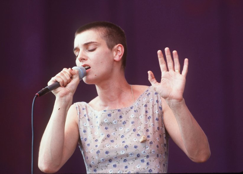 "La + sincère : Sinéad O'Connor ""Nothing Compare 2 U"" (1990)"