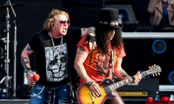 Slash confirme que Guns N' Roses planche sur un nouvel album