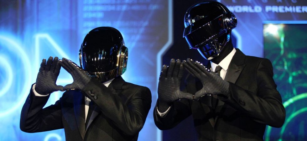 Daft Punk ouvre un pop-up store à Los Angeles