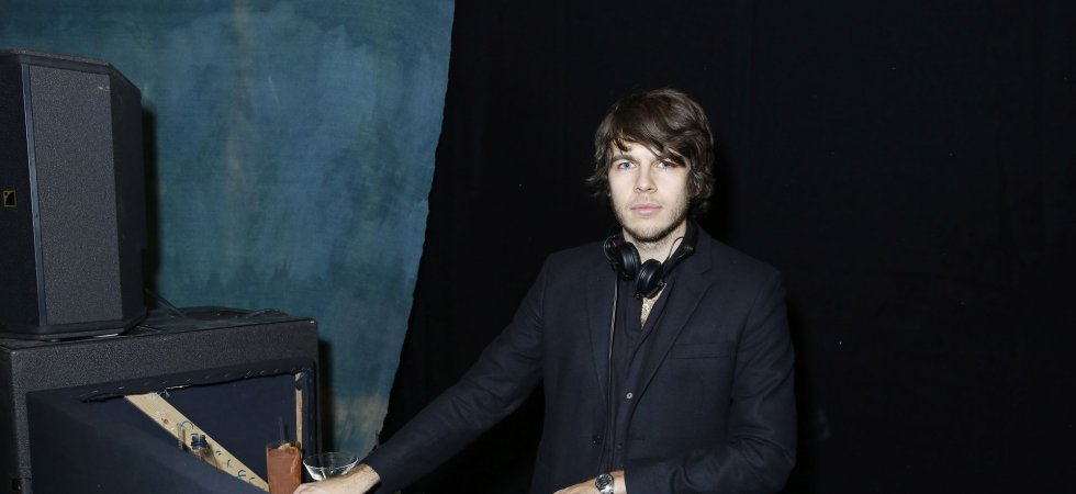 Shock Machine, le projet solo de James Righton des Klaxons