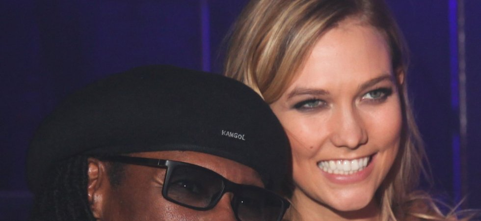 "Chic : Nile Rodgers enrôle Karlie Kloss pour le clip de ""I'll Be There"""