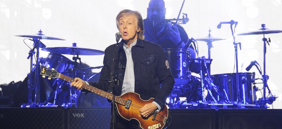 Paul McCartney : de retour en France pour 4 concerts