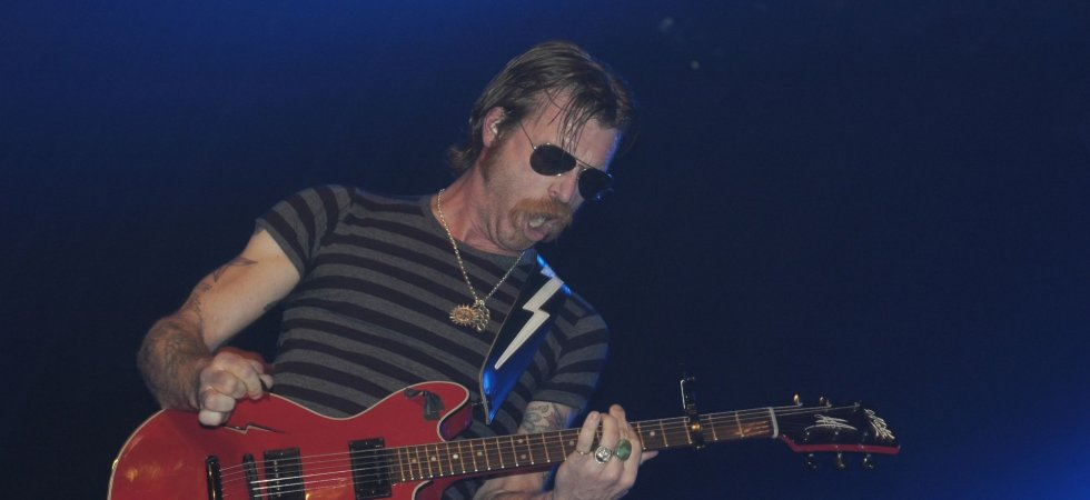 Eagles of Death Metal : le concert à l'Olympia complet en 30 minutes