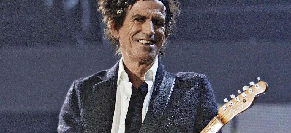 The Rolling Stones: Keith Richards va sortir son premier album depuis 23 ans